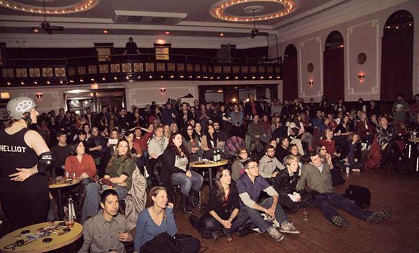 The <i>Reader</i>'s Anti-Valentine's Day Party, 2013