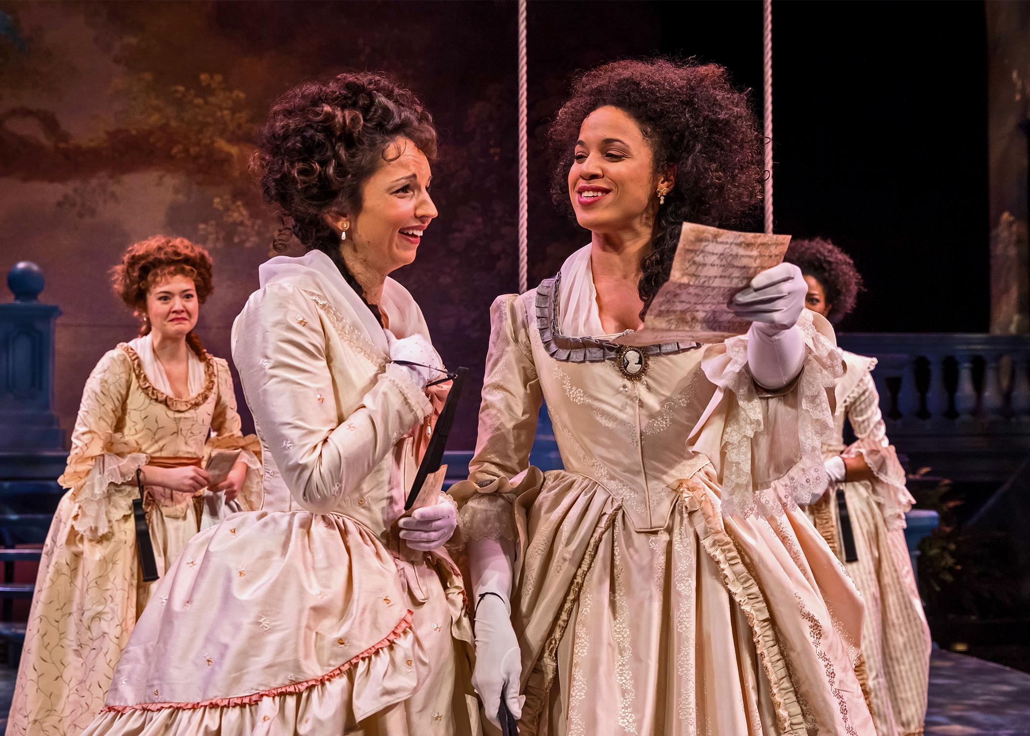 Chicago Shakespeare Company's <i>Love's Labors Lost</i>