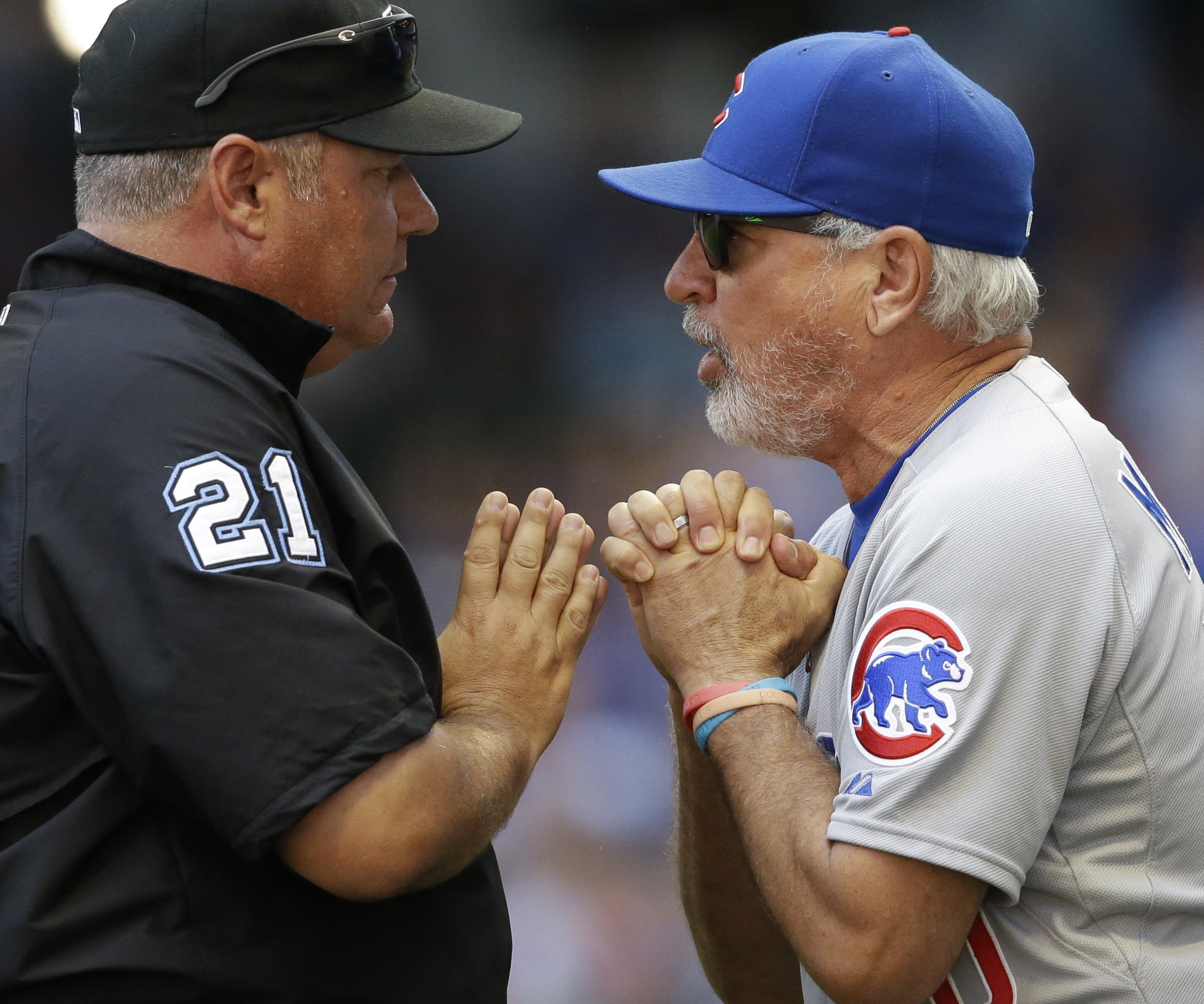 There are two types of baseball managers: the hard-ass and the so-called players' manager. In that dichotomy, Maddon would have to be considered a players' manager.