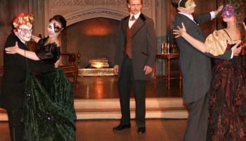 <em>The Madness of Edgar Allan Poe: A Love Story</em>