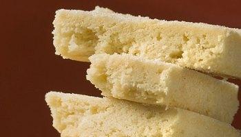 Best Dessert: Shortbread at Mado