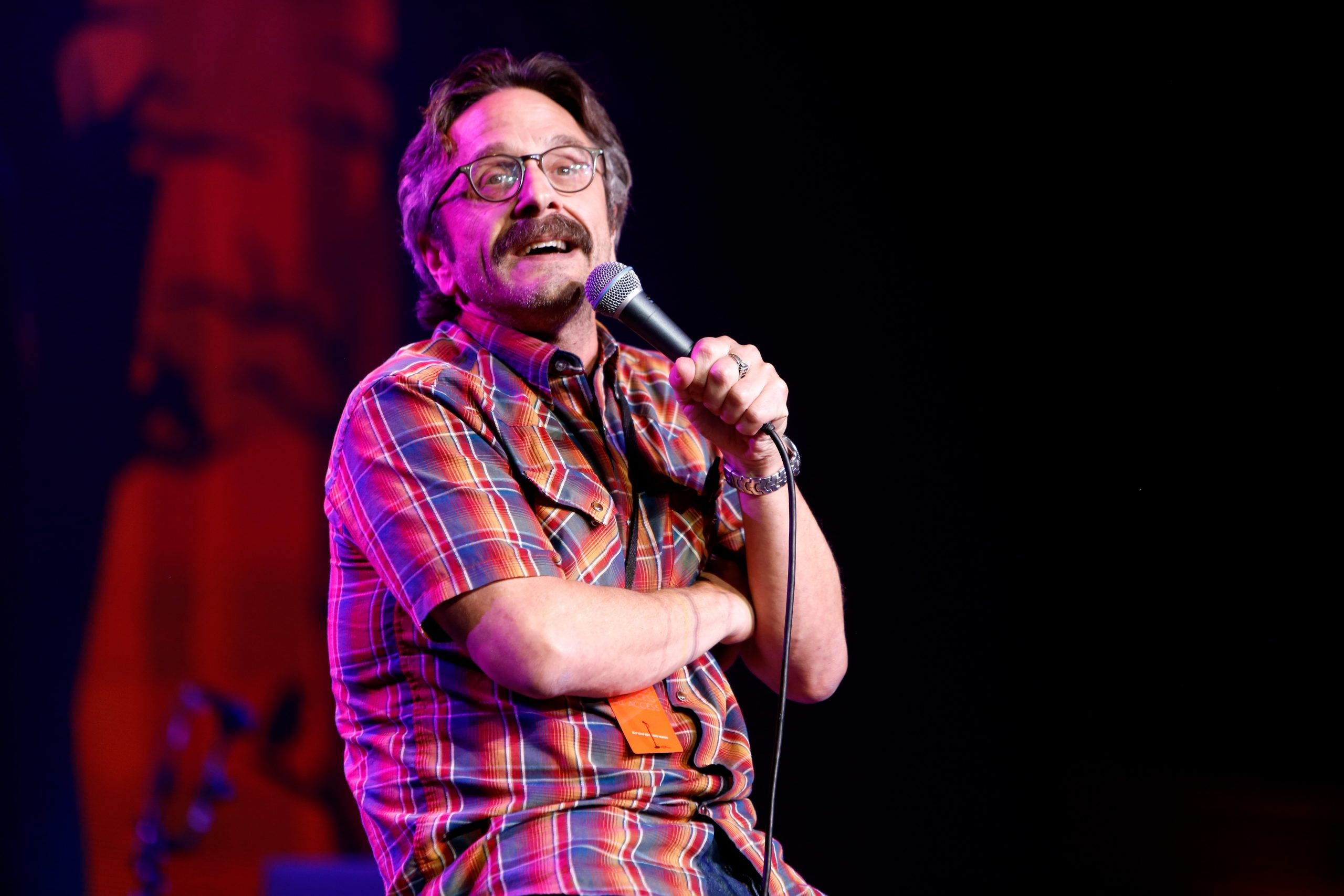 """Marc Maron stops in Chicago on his """"Too Real"""" tour on Sat 12/3."""
