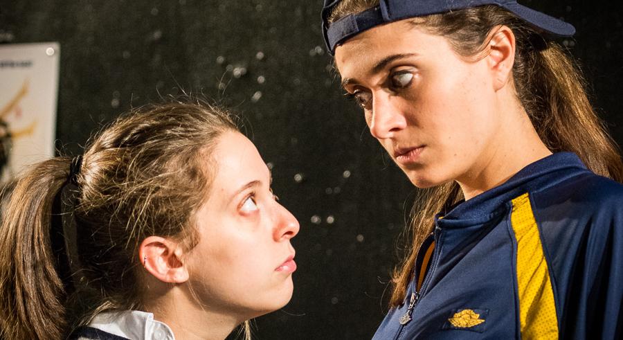 Theatre Above the Law's <i>Matt and Ben</i>
