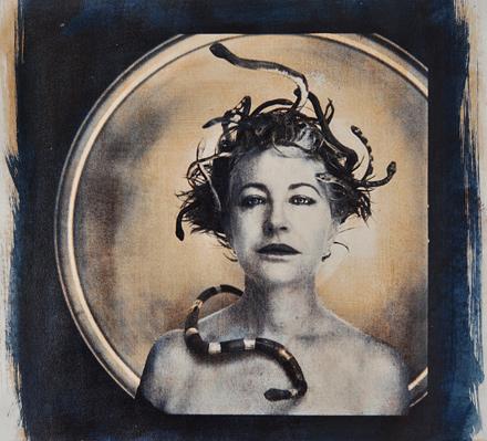 Medusa, by Vivian van Blerk