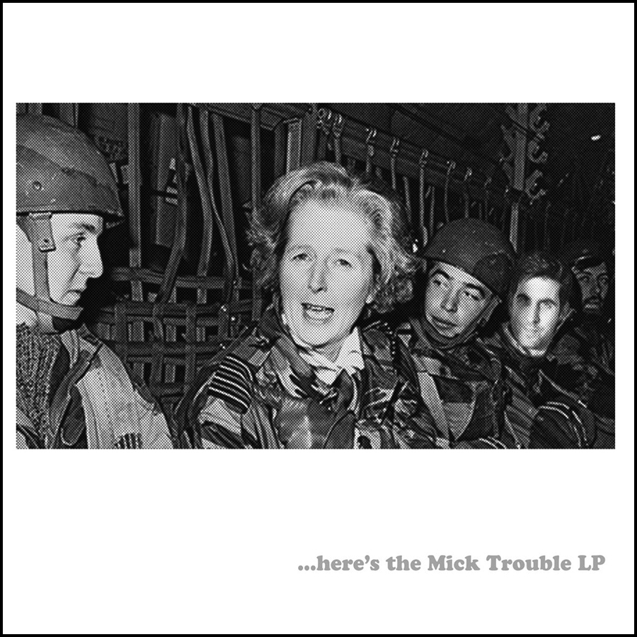 The album New York musician Jed Smith made as the fictional Mick Trouble