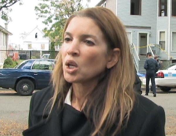 Monique Bond in 2008