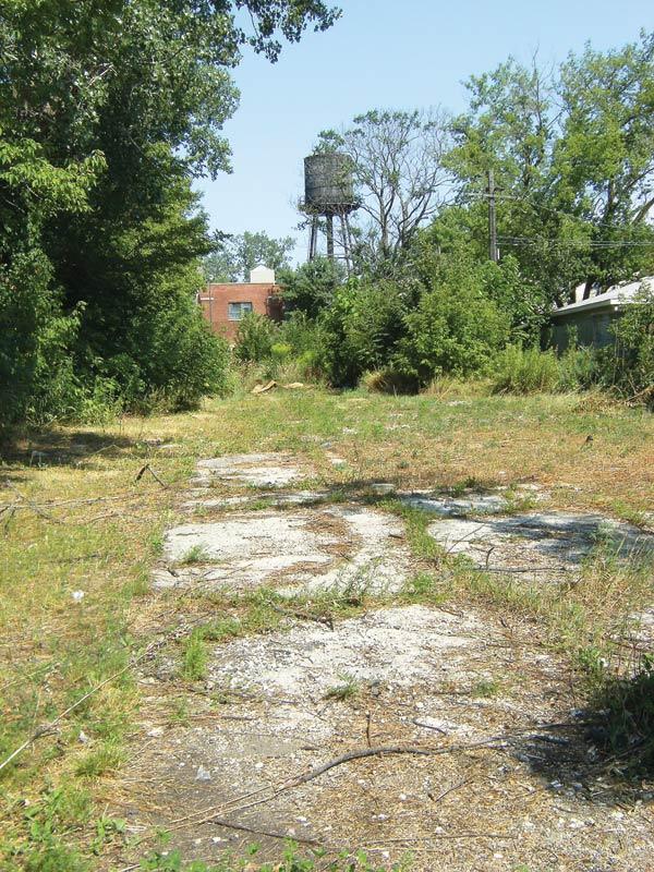 Maldonado's vacant lots at 1755-1757 N. Monticello