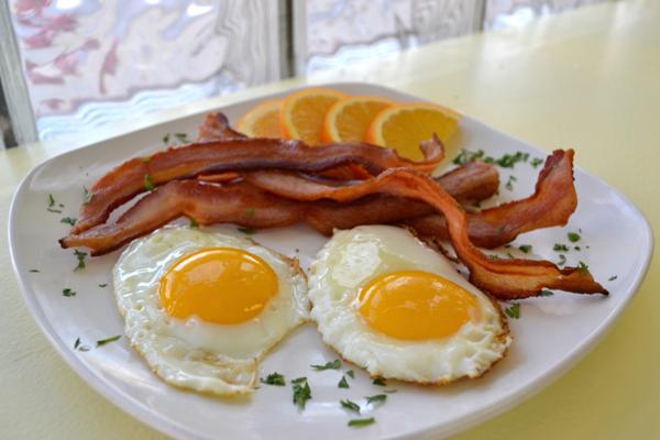 Breakfast at Mr. Spanky's