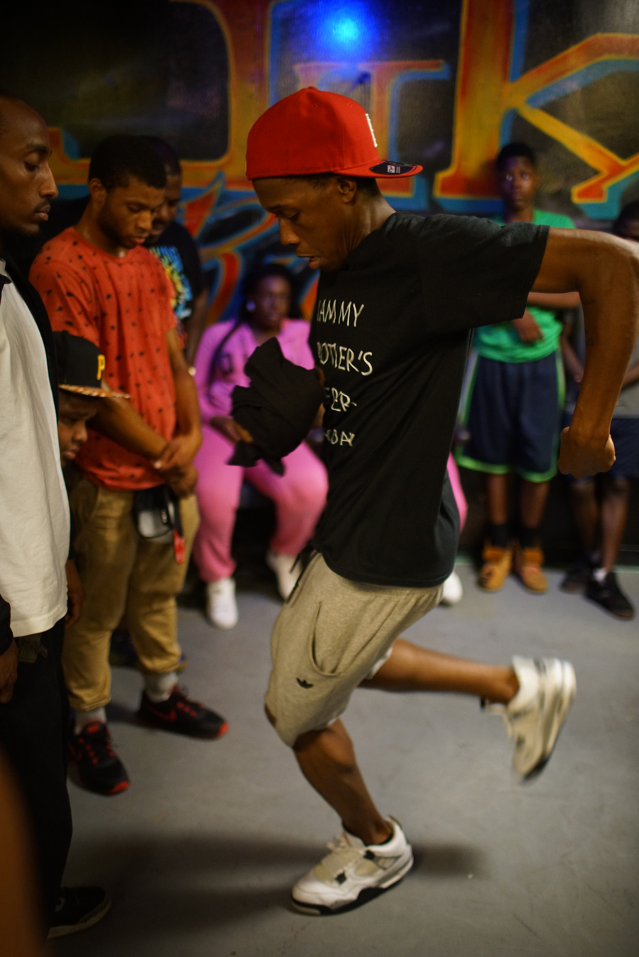 Steelo at Battlegrounds in Chatham