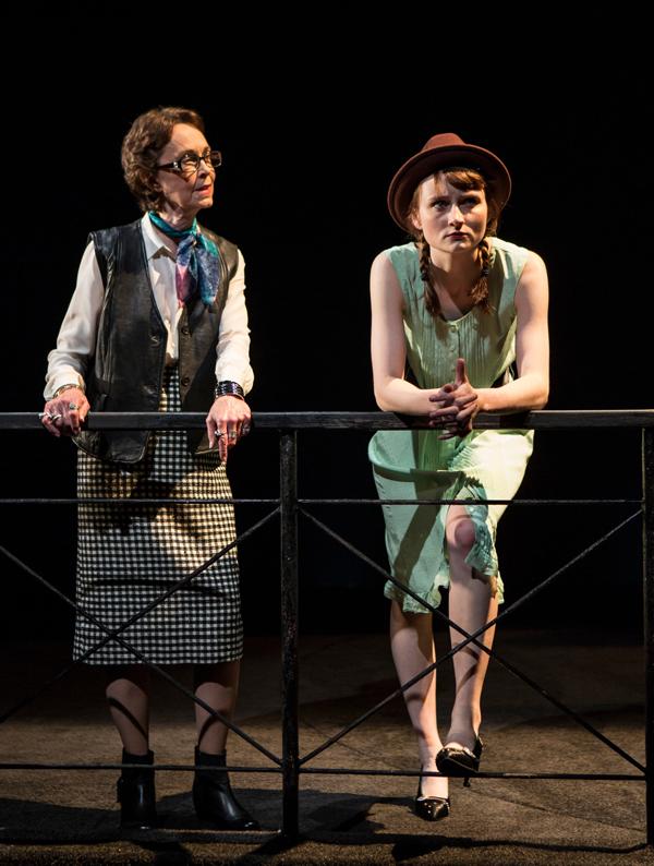 Deanna Dunagan and Rae Gray