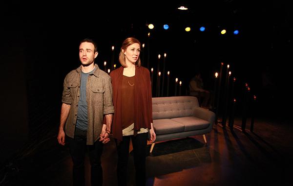 Akvavit Theater's <i>Nothing of Me</i>