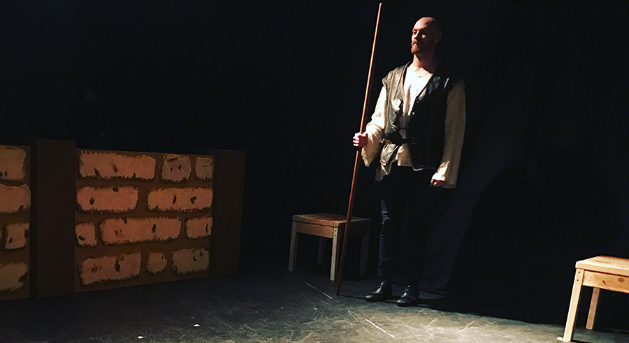 <i>Helmut's Big Day</i>, part of the Nox Arca One-Act Play Festival