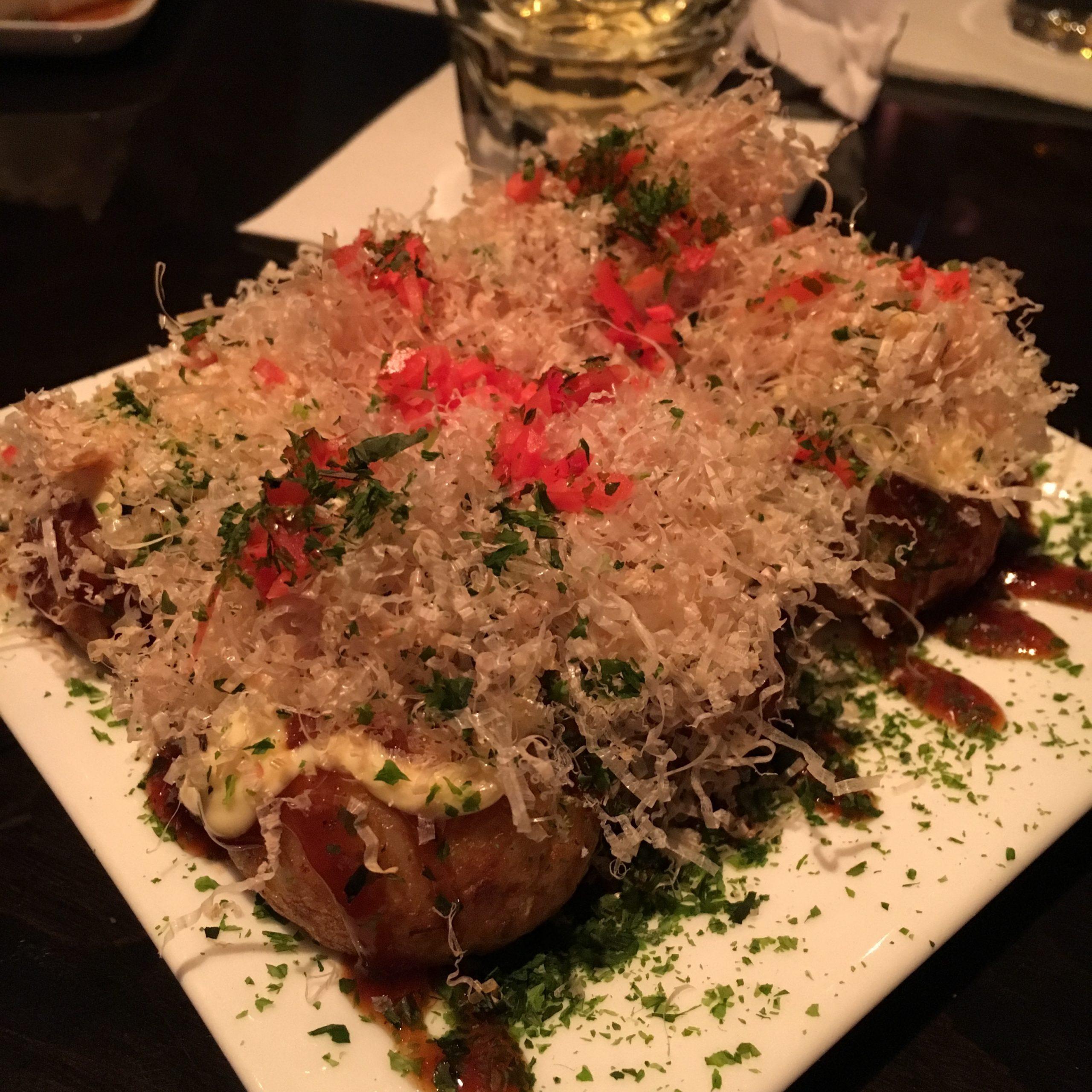 Okonomiyaki, Murasaki Sake Lounge