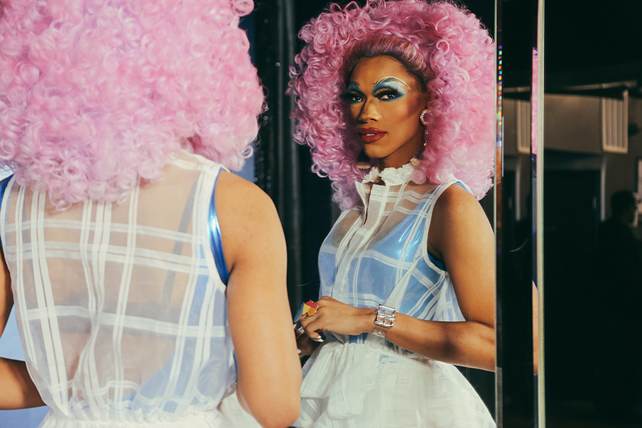 In April 2013, the Vixen was born onstage at the Jeffery Pub—Chicago's only black-owned gay club and one of the oldest LGBTQ+ spots in the country.