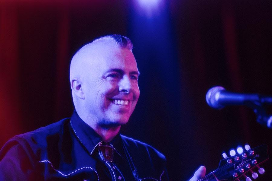 Diamondback multi-instrumentalist Pat Keiner