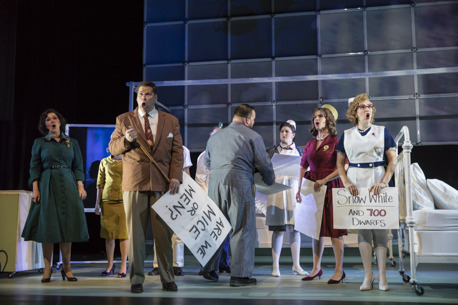 Chicago Opera Theater's <i>The Perfect American</i>