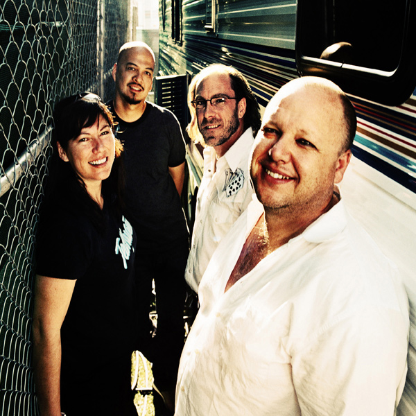 Pixies, when Kim Deal was in the band