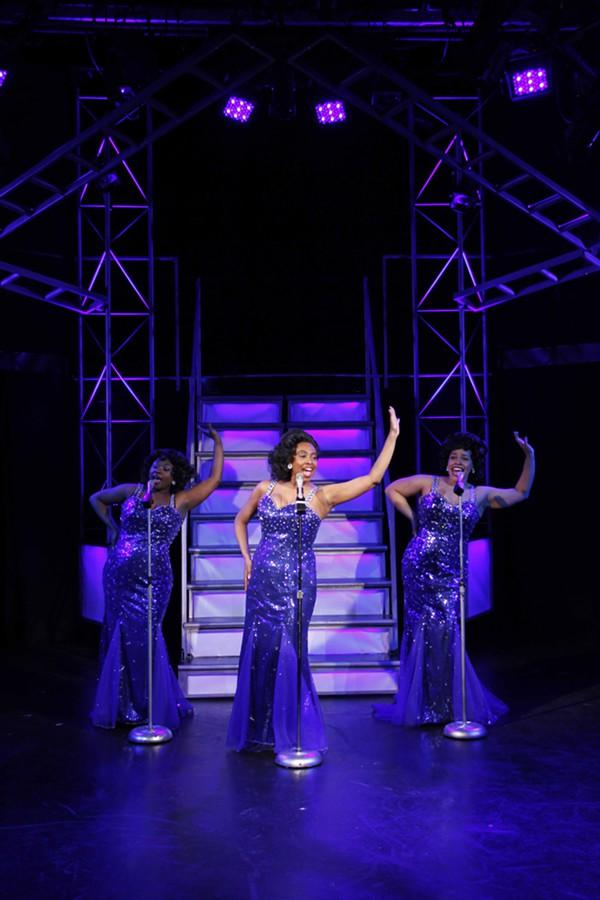 Porchlight Music Theatre's <i>Dreamgirls</i>