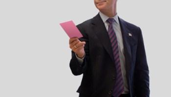 Pretty in pink slips