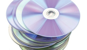 People still buy and sell CDs. Imagine!