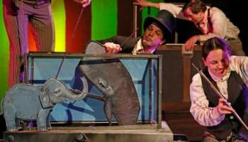 <i>The Elephant and the Whale</i>