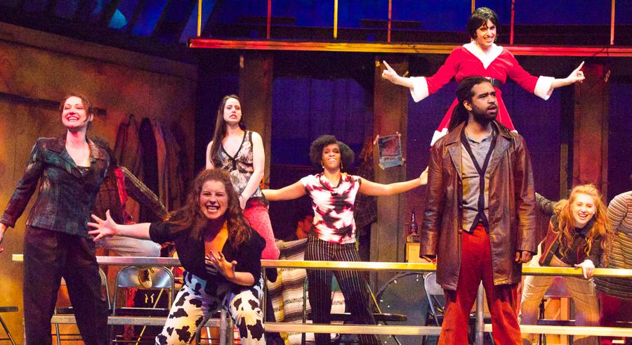 <i>Rent</i>, at the Metropolis Performing Arts Center