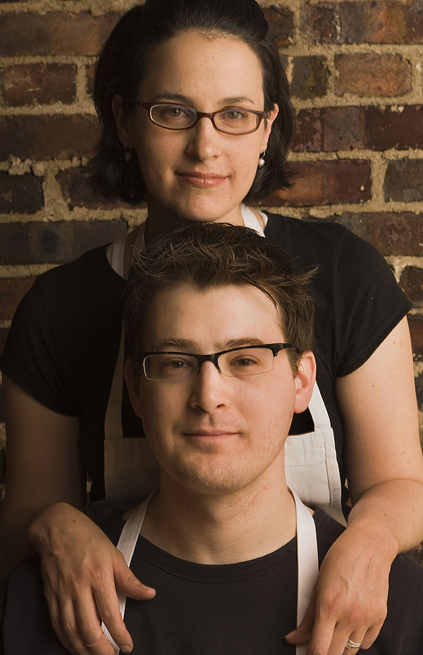 Rob and Alison Leavitt, Mado