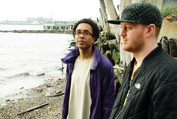 DJ/Rupture & Matt Shadetek