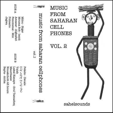 <i>Music From Saharan Cell Phones Vol. 2</i>