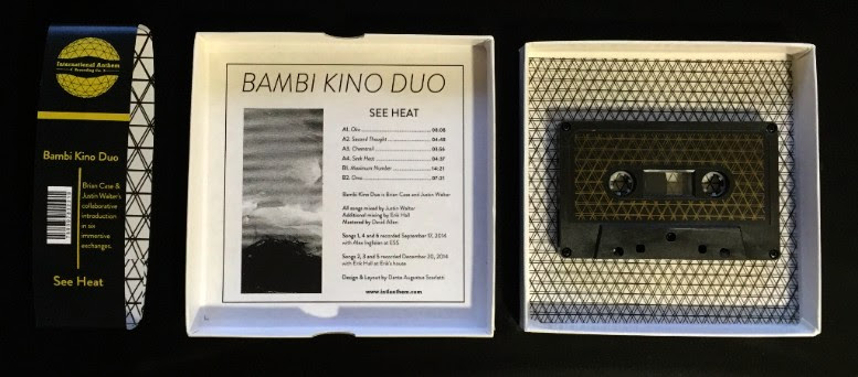 <i>See Heat</i> will be released digitally and in an edition of 111 lavishly packaged cassettes.