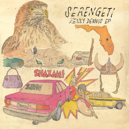 Serengeti's Kenny Dennis EP follows a release he recorded with Son Lux and Sufjan Stevens