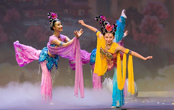Shen Yun performs at the Civic Opera House on Tue 3/15.