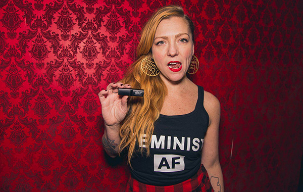 Alicia Swiz hosts Shout Your Abortion at the Whistler on Mon 4/18.