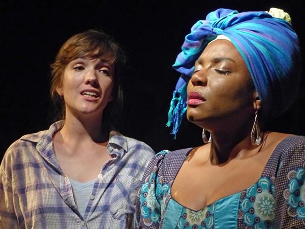 Genesis Theatricals' <i>Sister Africa</i>
