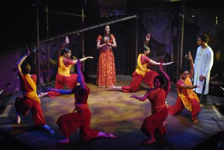 Krithika Rajagopalan's circle of lithe