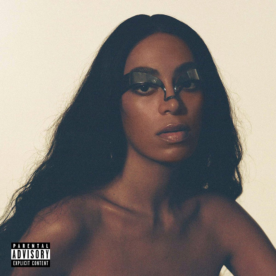 Solange Knowles released <i>When I Get Home</i> last month.