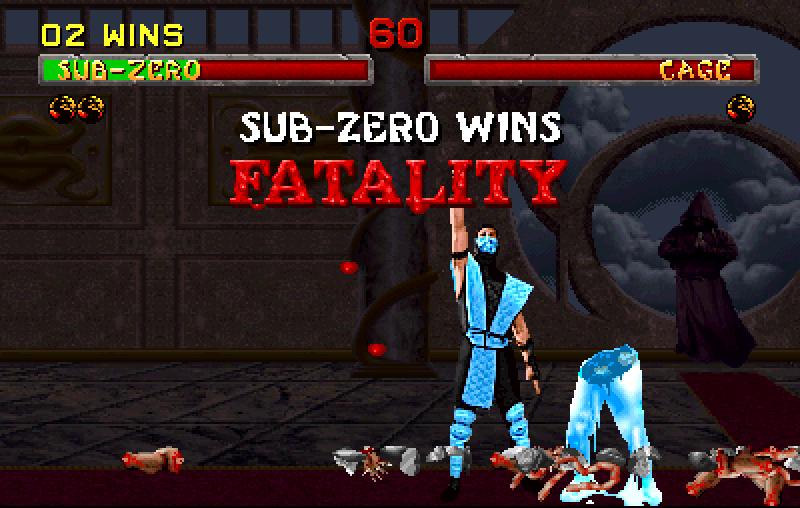 Otherworld Theatre Company ribs the <i>Mortal Kombat</i> film with a live recreation Fri 1/19.