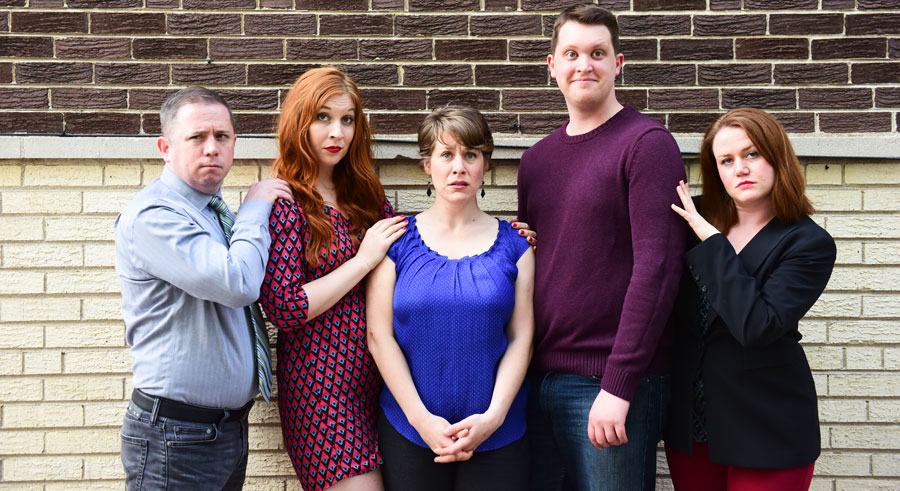 Forth Story's <i>Tapped: A Treasonous Musical Comedy</i>