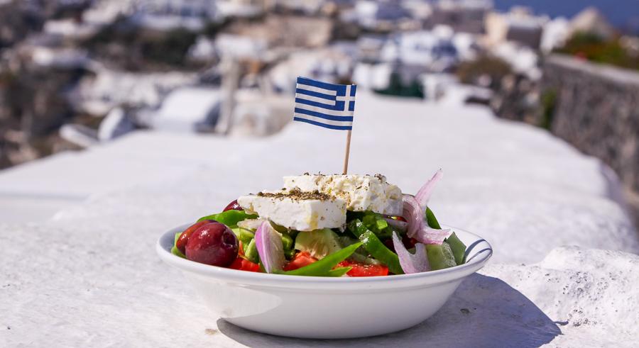 Taste of Greektown celebrates the food, dancing, and music of Greece this weekend in the West Loop.