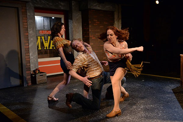 Factory Theater inaugurates its new space with <i>The Last Big Mistake</i>.