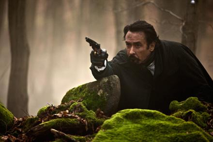 Quoth The Raven: Poe's no bore