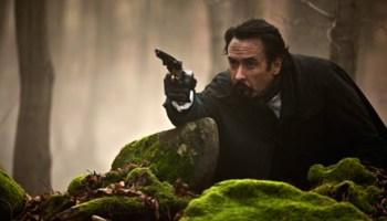 Quoth <i>The Raven</i>: Poe's no bore