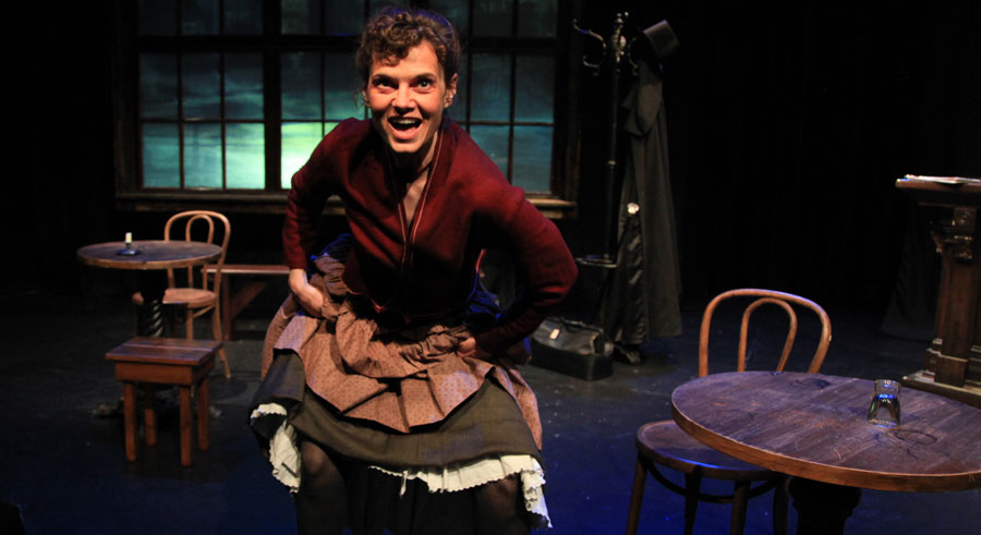 <i>The Unfortunates</i>, at Theater Wit's SoloChicago