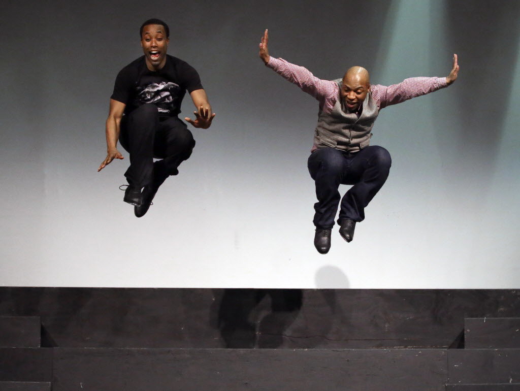 Black Ensemble's <i>My Brother's Keeper: The Story of the Nicholas Brothers</i>
