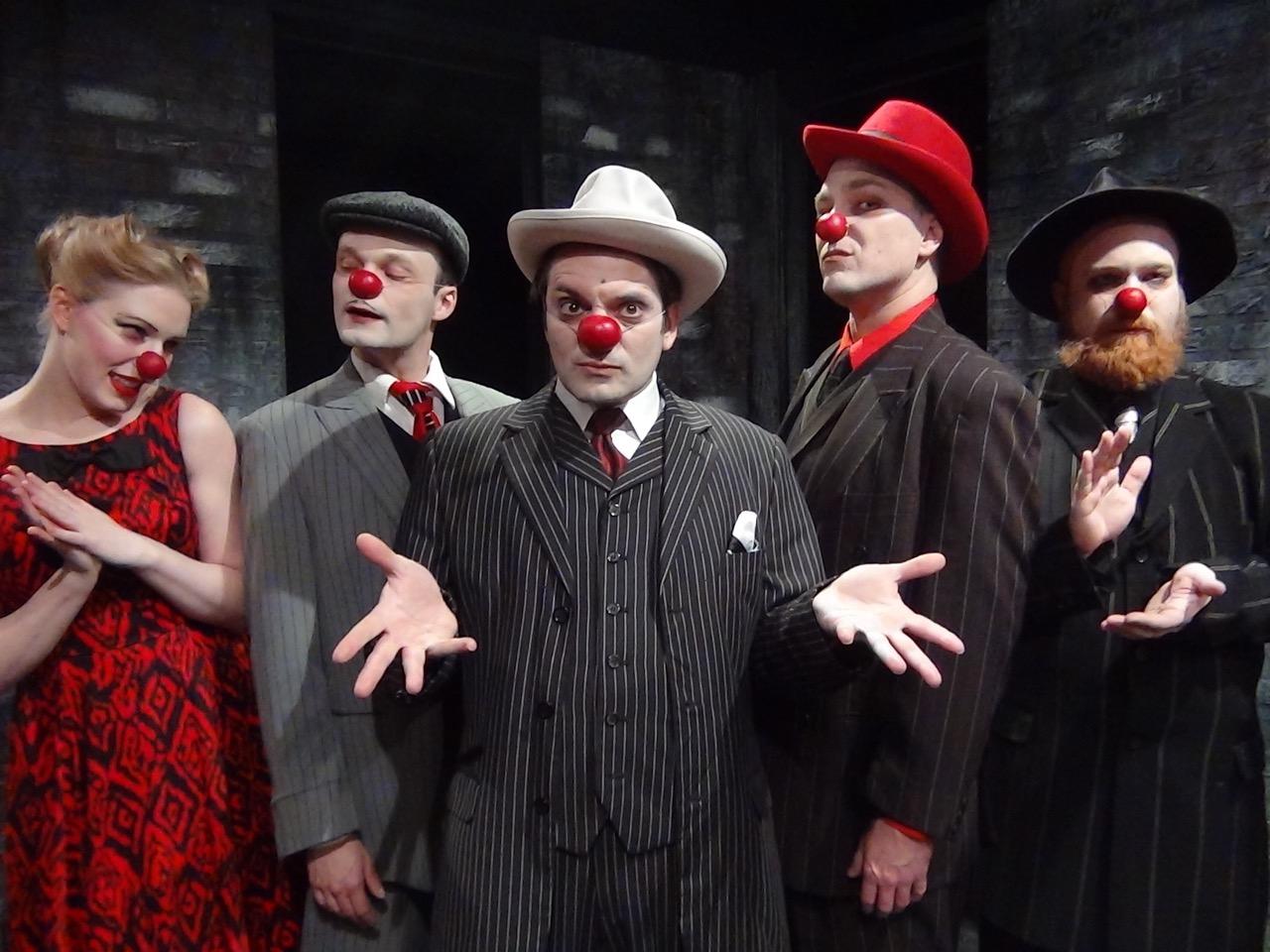 Trap Door Theatre's <i>Resistible Rise</i>