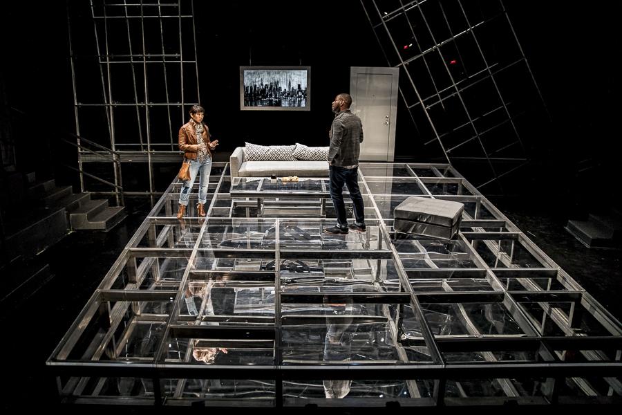 Writers Theatre's <i>The Scene</i>