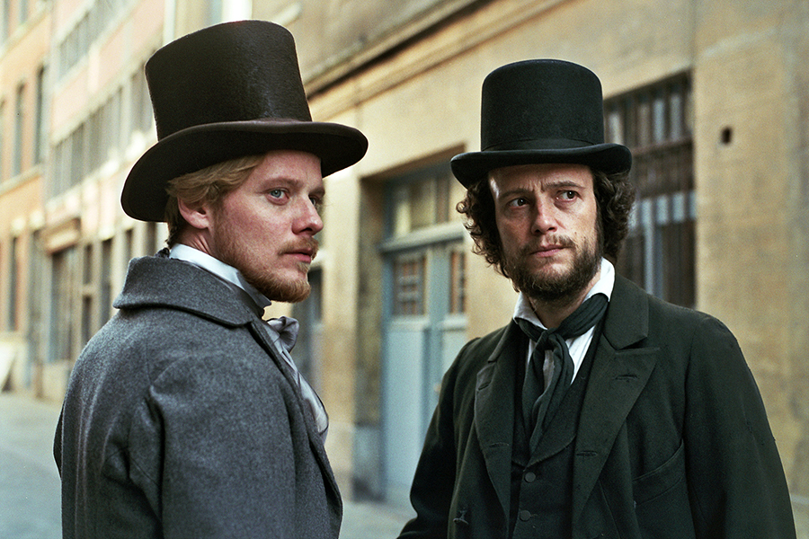 <i>The Young Karl Marx</i>
