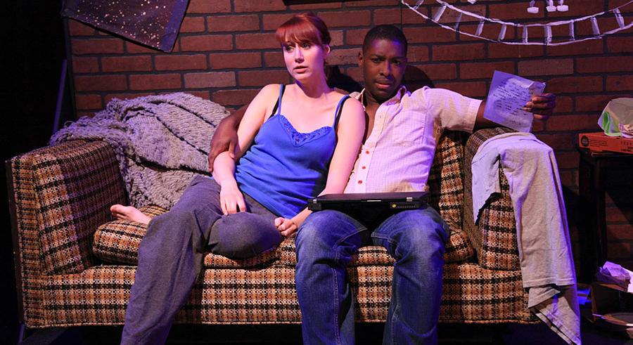 AstonRep Theatre Company's <i>The Black Slot</i>