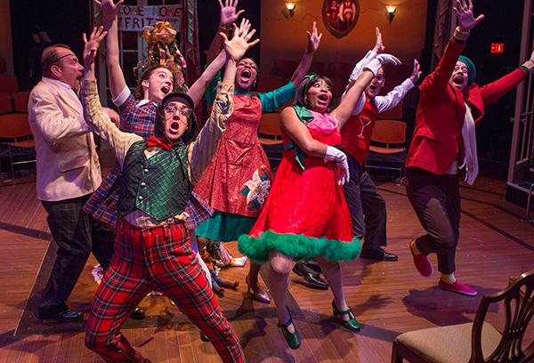 The House Theatre of Chicago's sugar-plum-free <i>Nutcracker</i>