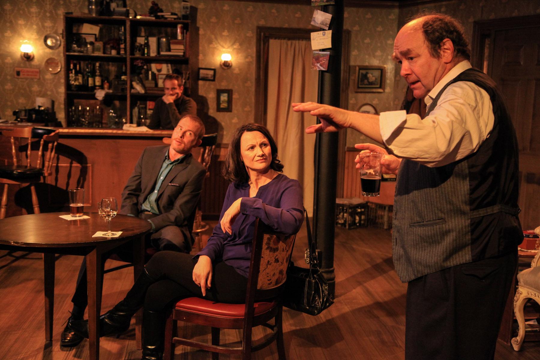 Irish Theatre Company of Chicago's <i>The Weir</i>